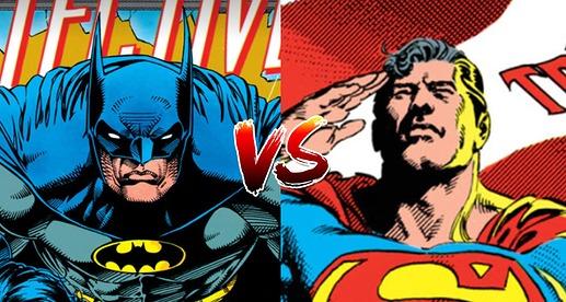 Batman Vs Superman Poll 2