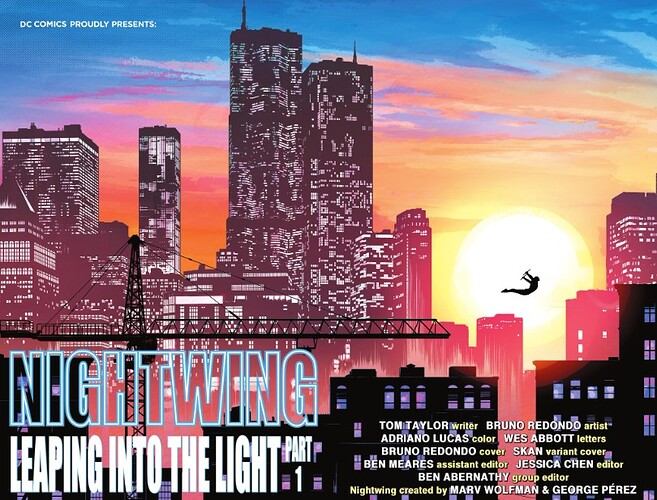 nightwing 78