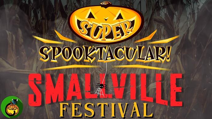 Super Spooktacular Smallville Festival