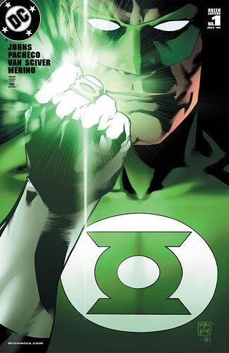 Green Lantern (2005-2011) #1 - Comics by comiXology