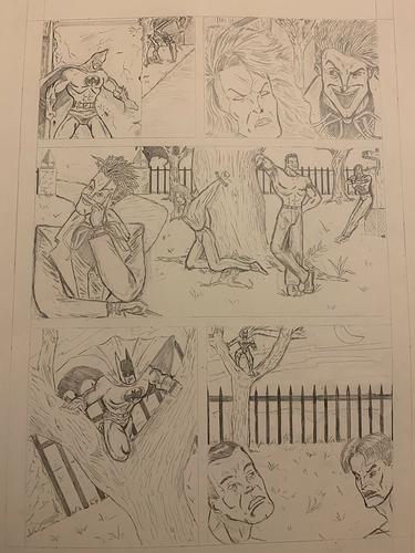 Batman Page 1
