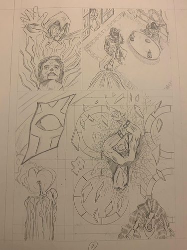 Dr Fate 2 Page 2
