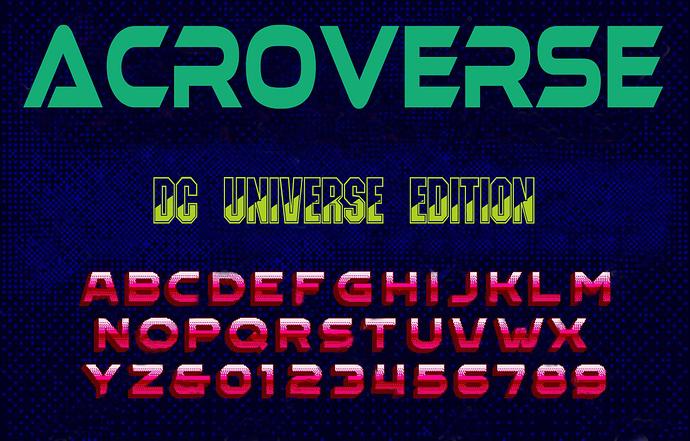 AcroVerse3