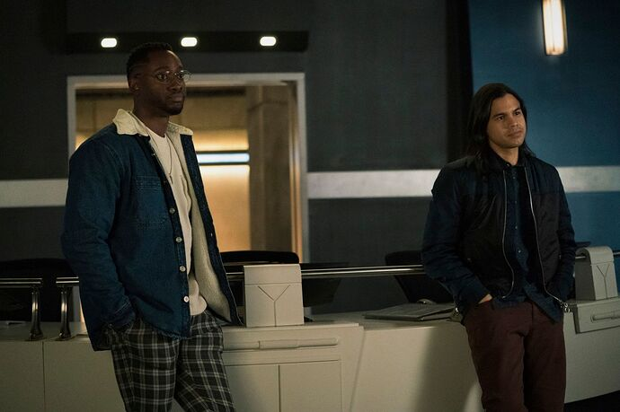 Cisco and Chester