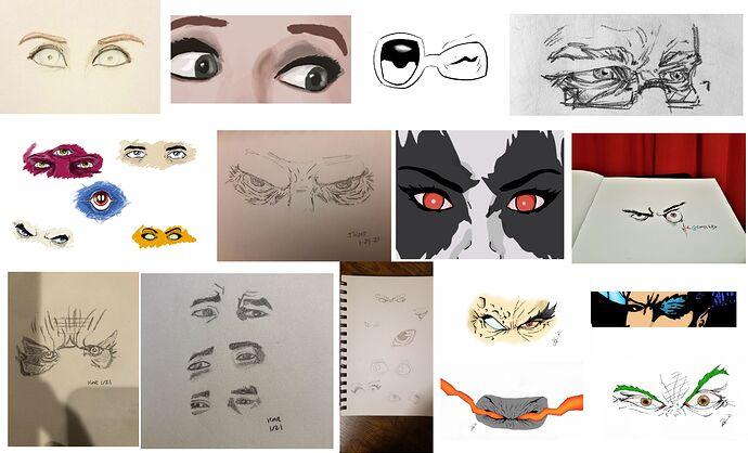 eyes combo