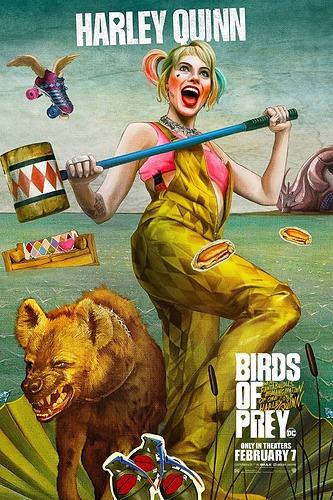 Birds-of-Prey-character-poster-1