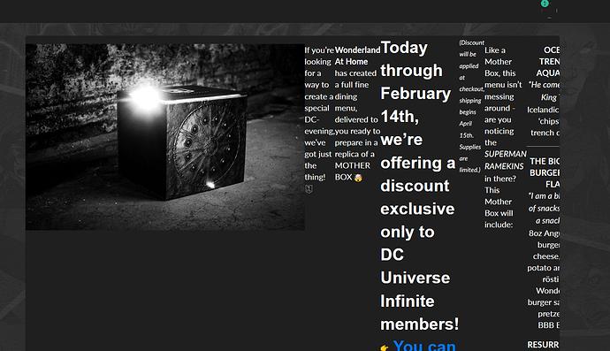 Screenshot_2021-02-11 Latest Watchtower topics - DC Community