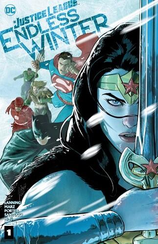 Justice League Endless Winter 1