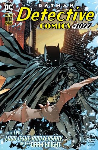 Detective Comics 1027