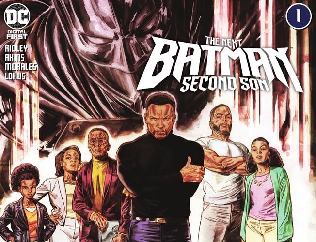 The Next Batman 1