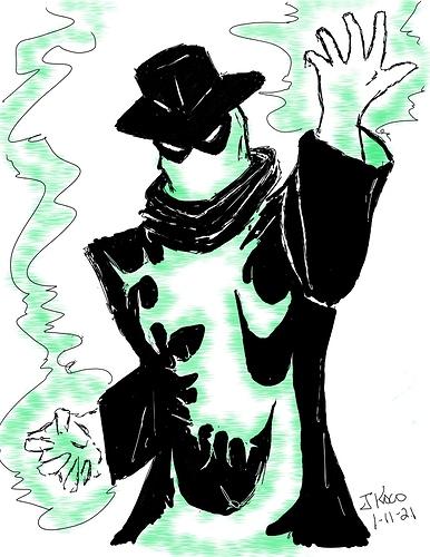 ghost fist