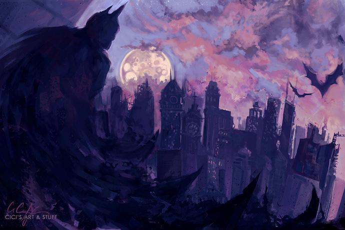 DC Gotham Knight update