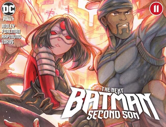 next batman 11