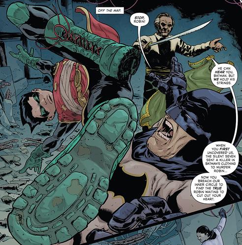ShadowBatman Damian