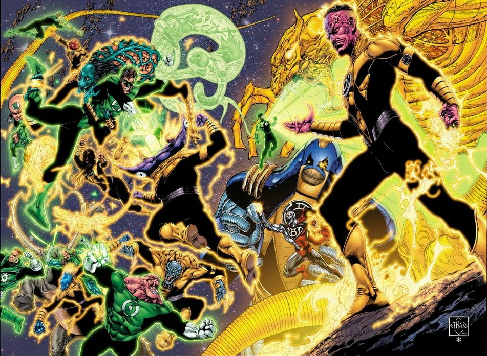 Absolute Sinestro Corps War colored final~3