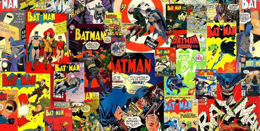 Batman-Comic-Series