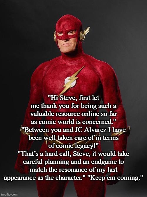 John Earth-90 Flash DC Daily Meme