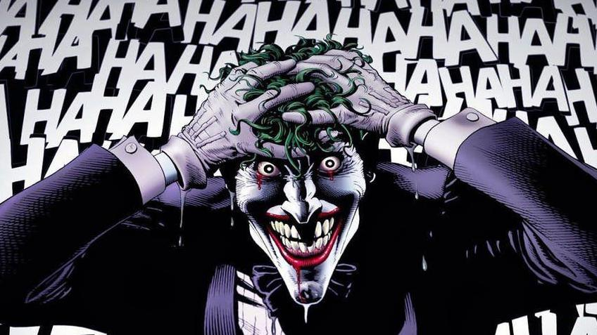 The Joker wow