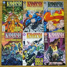 KAMANDI-ELSEWORLDS
