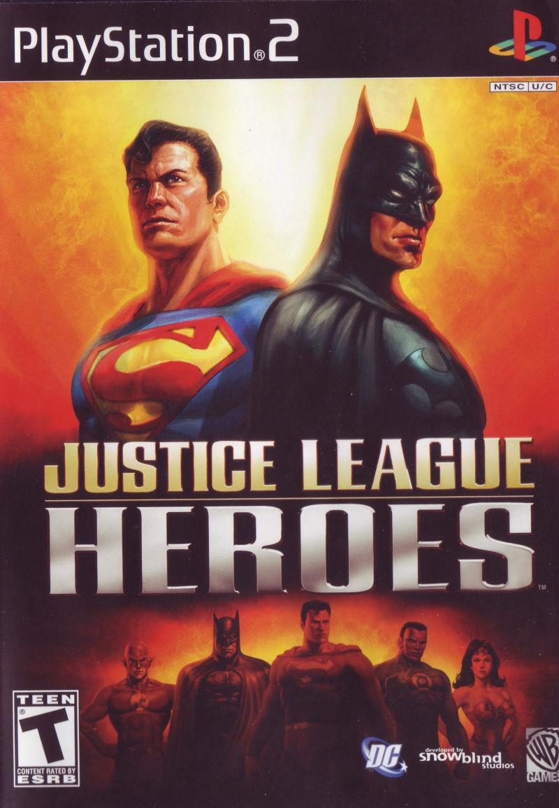 JL Heroes