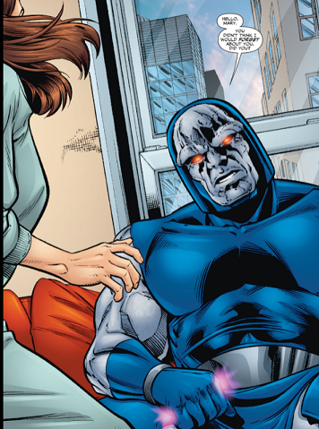 Countdown 4 Darkseid