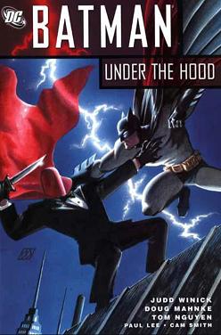 Under the Hood v.1 TPB