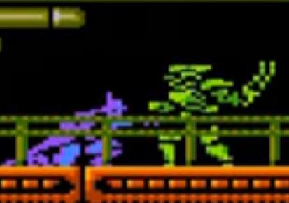 Night-Slayer NES