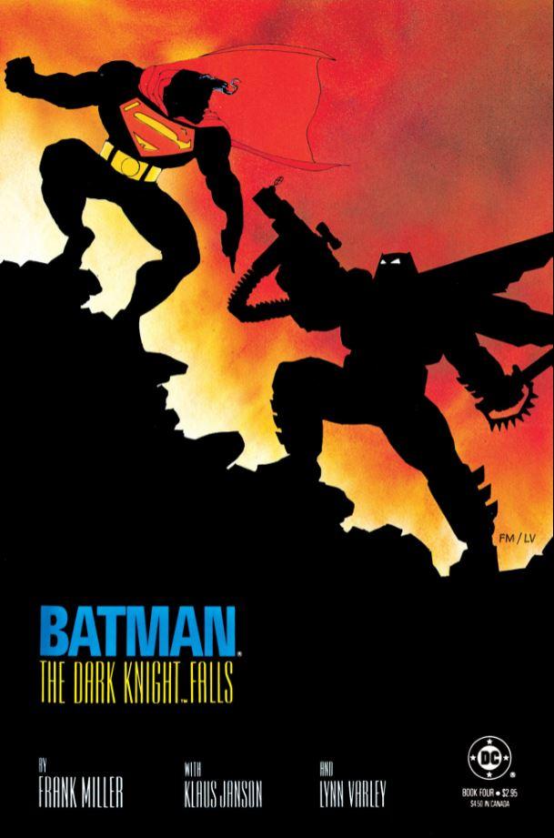 Batman TDKR Issue 4