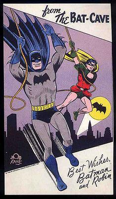Batman-Repro-1960-Batman-Robin-Promo-Postcard