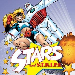 Stars and S.T.R.I.P.E. cover