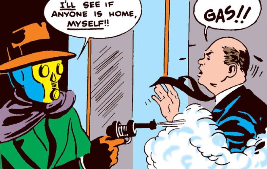 Sandman 1939 second appearance