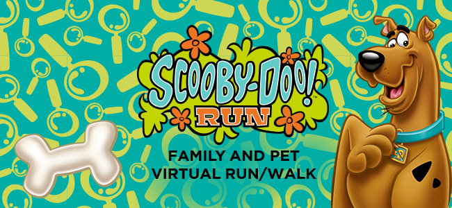 Scooby-Doo Family and Pet Virtual Run/Walk