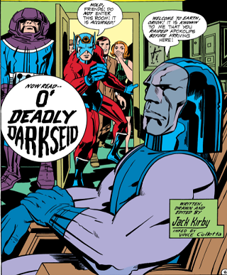 New Gods 2 Darkseid