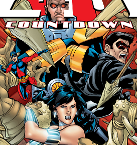 Countdown 40 cover