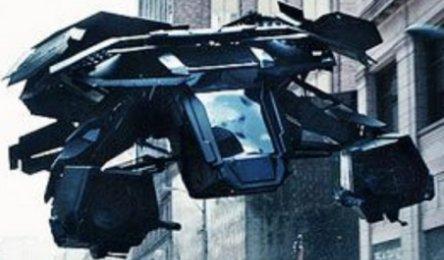 Dark Knight Batwing_