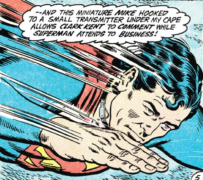 superman reporter