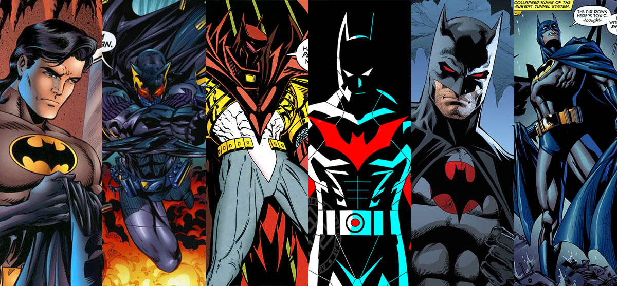 Fovortie Batman other than Wayne