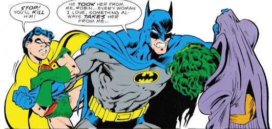 Detective Comics 570 Jason