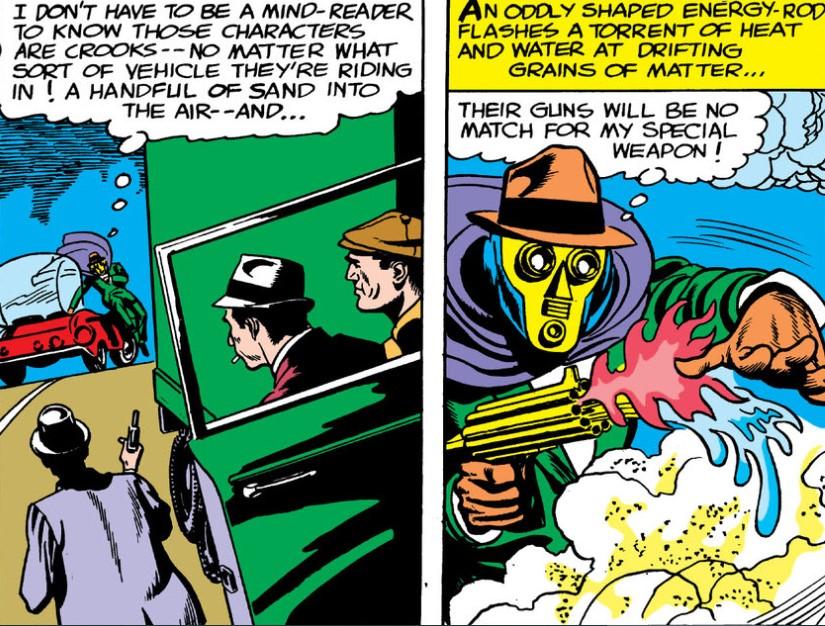 1966 Sandman Justice League 46