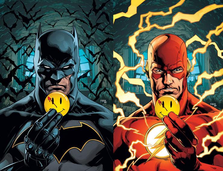 Doomsday Clock brings Watchmen v Superman - Hero Collector
