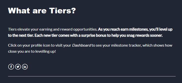 Rewardstier