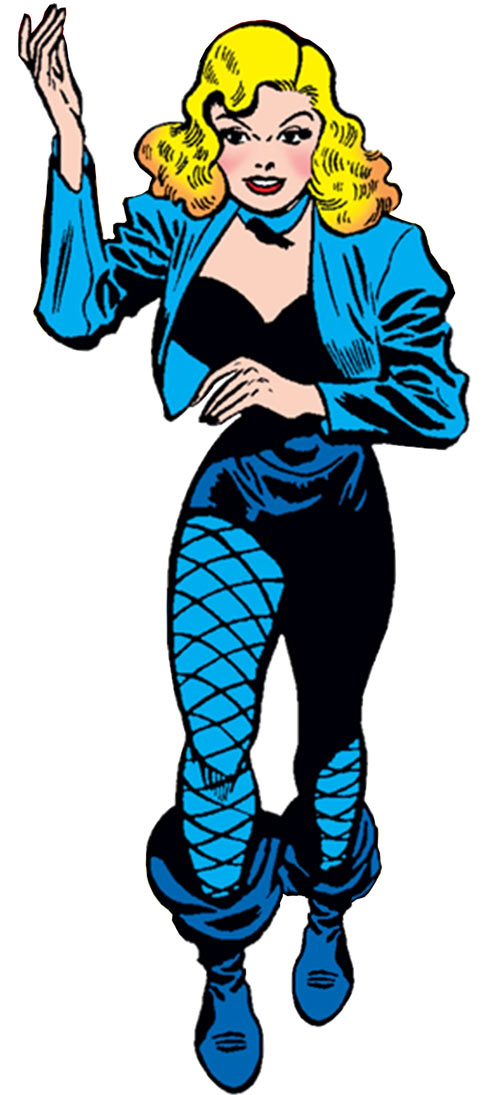 Black-Canary-DC-Comics-Golden-Age