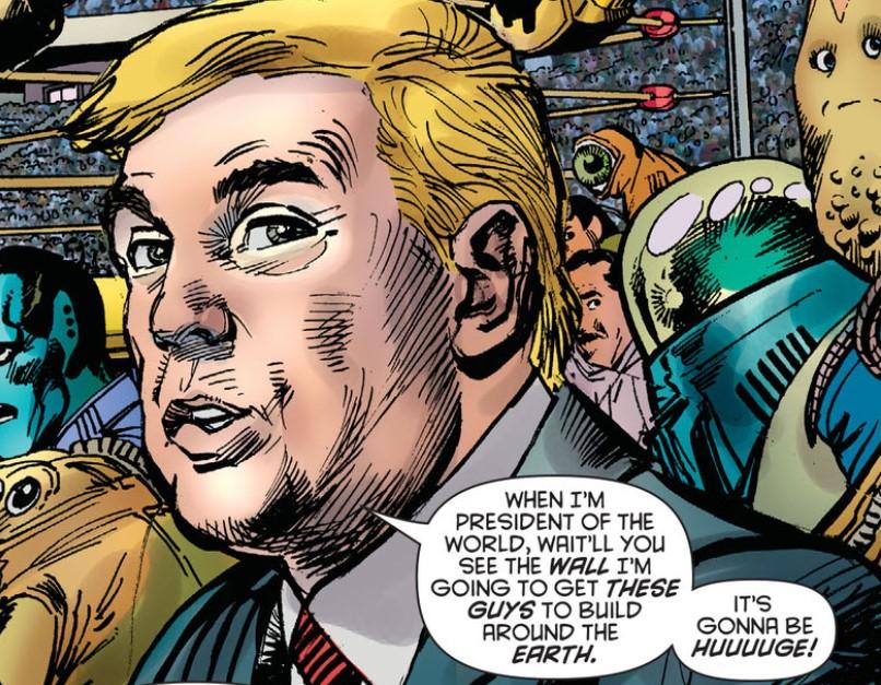 Donald Trump Harleys Little Black Book 15