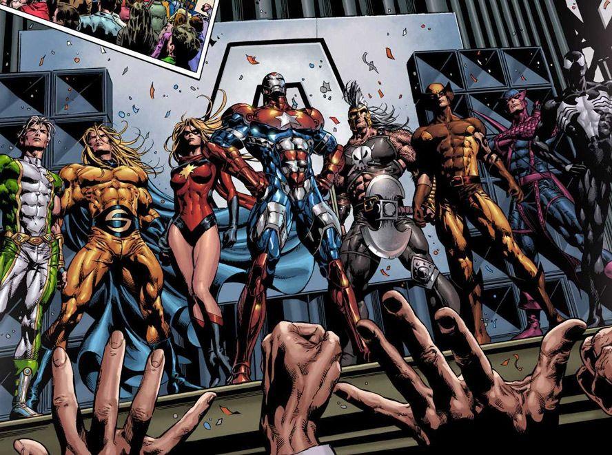 deodato Dark Avengers