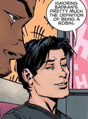 Grayson Batman 16