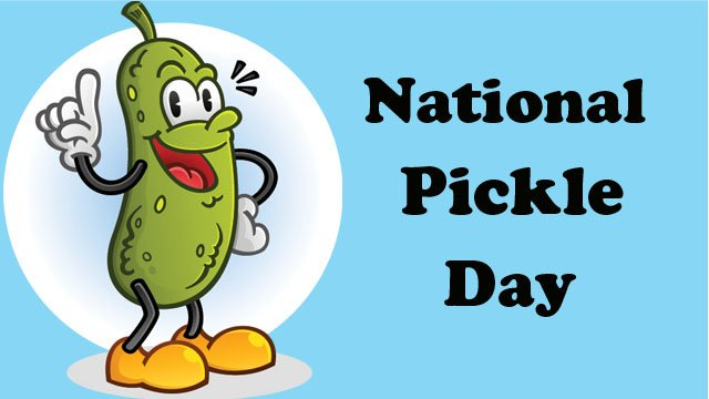 National%20Pickle%20Day%20clipart