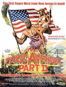 The Toxic Avenger Part II - Wikipedia