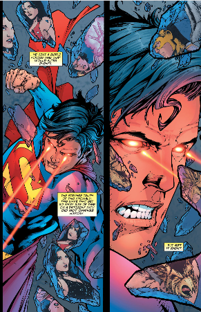 Batman Annual 25 Superboy