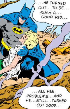 Batman 428 Sheila