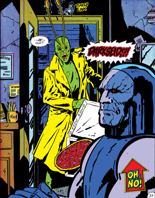 Ambush Bug 1 Darkseid
